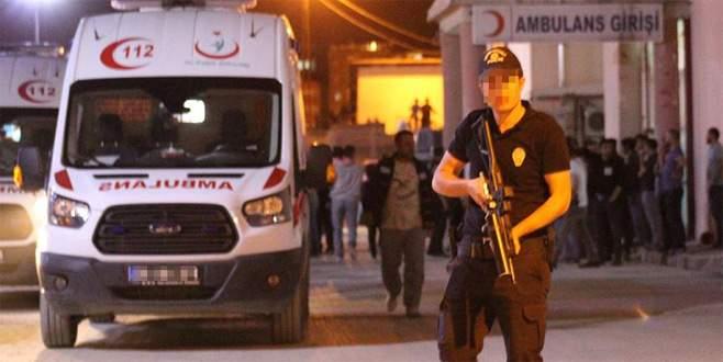 Van'da terör saldırısı: 1 çocuk yaralı