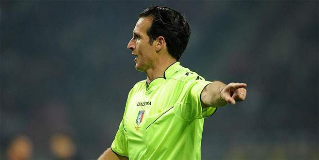 Vardar-F.Bahçe maçını İtalyan Banti yönetecek