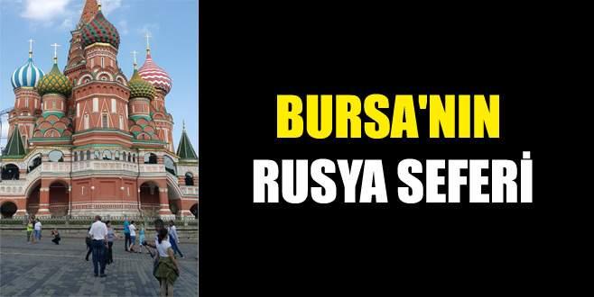 Bursa'nın Rusya seferi