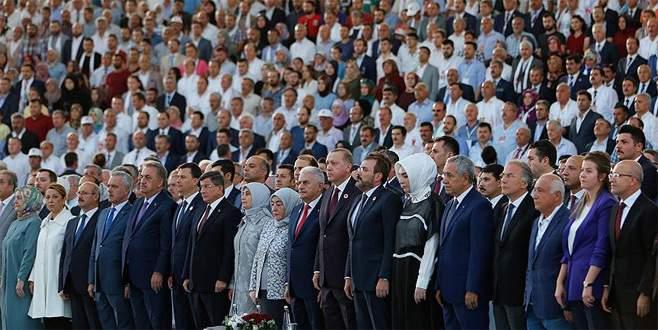 AK Parti kuruluşunun 16. yıl dönümünü kutluyor