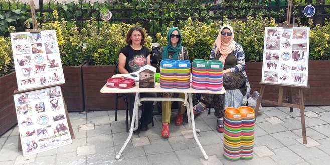 Hayvanseverlere Bursa'dan katkı