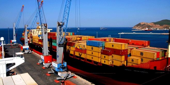 Bursa 972 milyon dolar dış ticaret fazlası verdi