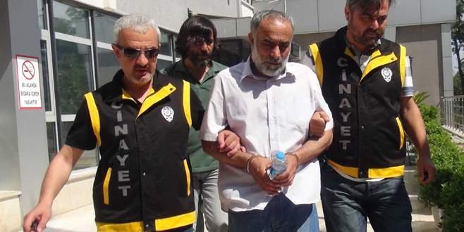 Bursa'da eniştesini öldürdü! 12 yıl sonra yakalandı