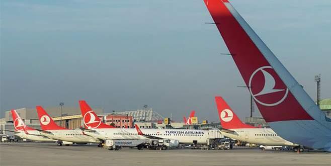 THY'den Erbil ve Süleymaniye'ye uçuş açıklaması