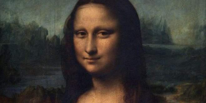 'Mona Lisa'nın nü taslağı bulundu