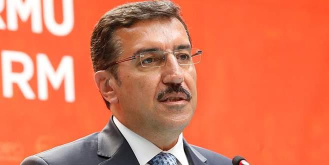 Bakan Tüfenkci'den Habur Sınır Kapısı açıklaması