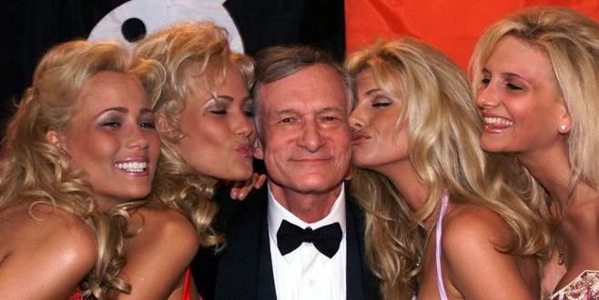 Playboy'un babası öldü