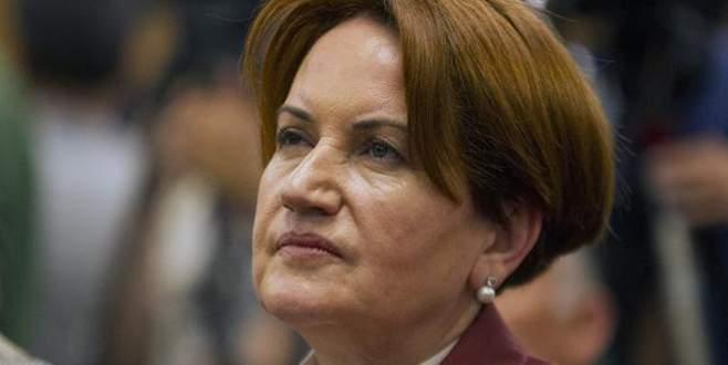 Meral Akşener resmen duyurdu