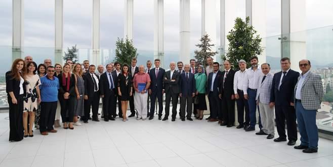Bursagaz'dan 25. yıl kutlaması
