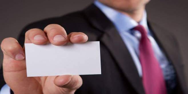 Kartvizitinizin gözden kaçmaması için üç ipucu