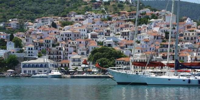 Yunan adalarına ticari yat seferlerine yasak