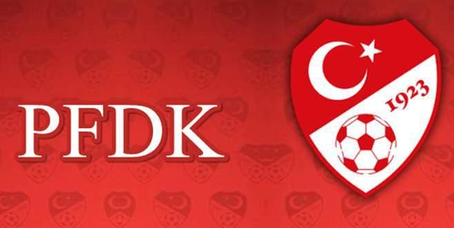 Bursaspor, PFDK'ya sevk edildi