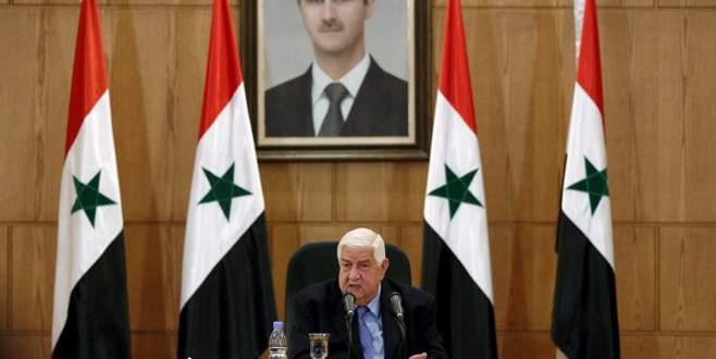 Suriye: Kürtlerle masaya oturabiliriz