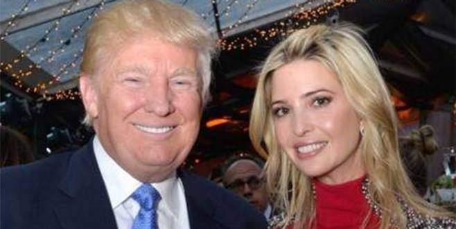 Trump Hollywood yıldızlarına oy verdi birincilik İvanka'da