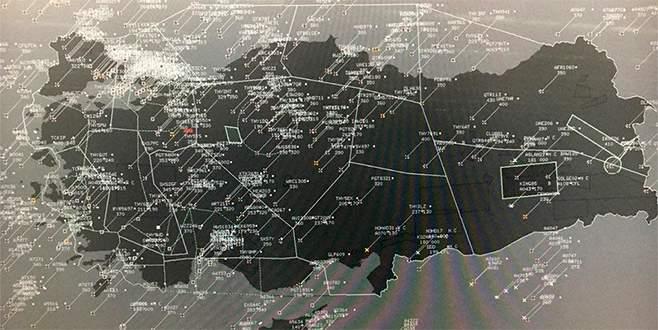 Türk hava sahasında rekor