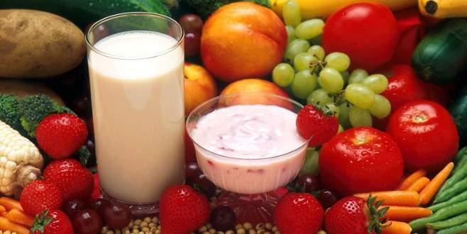 Anne sütünü artırıcı yiyecekler nelerdir?
