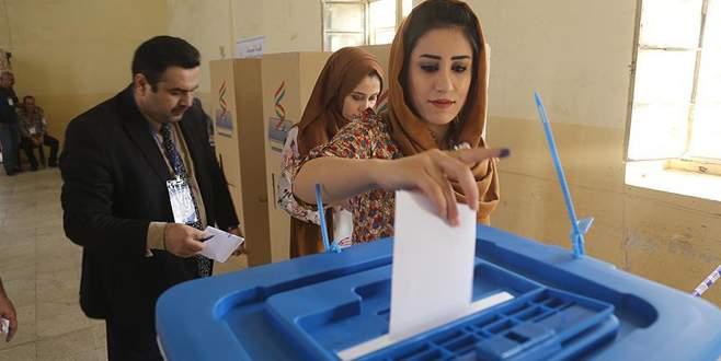 Kuzey Irak'taki tartışmalı referandumda sandıklar kapandı