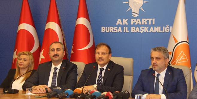 Bakan Gül: Yargıda ihraç çalışması tamamlanmadı