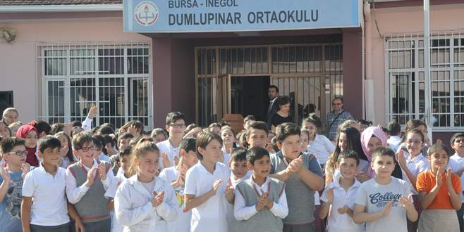 İnegöl Belediyesi'nden 2 bin öğrenciye destek