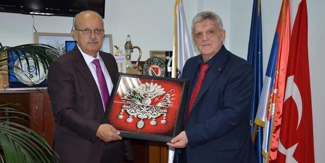 İznik'ten Balkanlar'a kardeşlik bağı