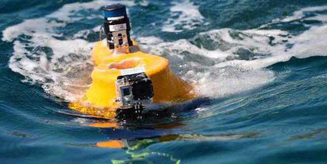 UEDAŞ'ın denizaltı robotu müdahaleye hazır