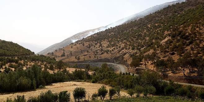 İran IKBY'nin dağlık bölgelerini bombalıyor