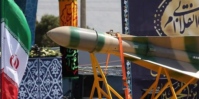 İran'dan füze denemesi