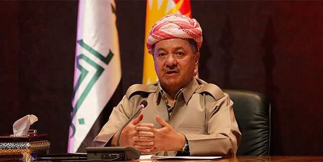 Barzani'den referandum açıklaması: 'Artık çok geç'