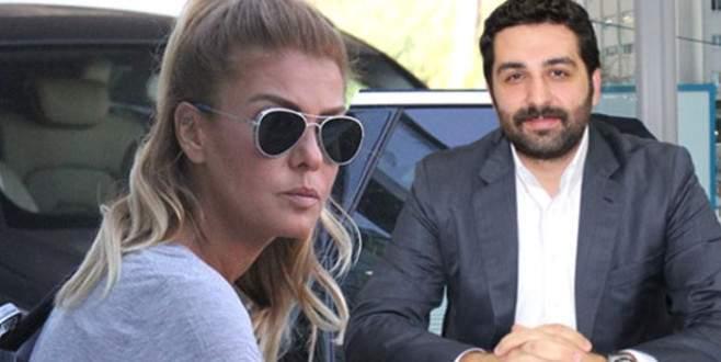 Gülben Ergen Erhan Çelik ile evliyken yeni aşkıyla aynı karede