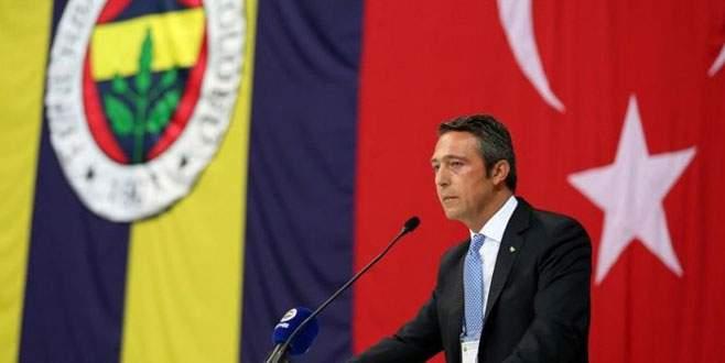 Ali Koç, Fenerbahçe başkanlığı için adaylığını açıkladı
