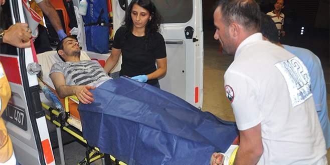 Bursa'da bıçaklı kavga: 3 yaralı