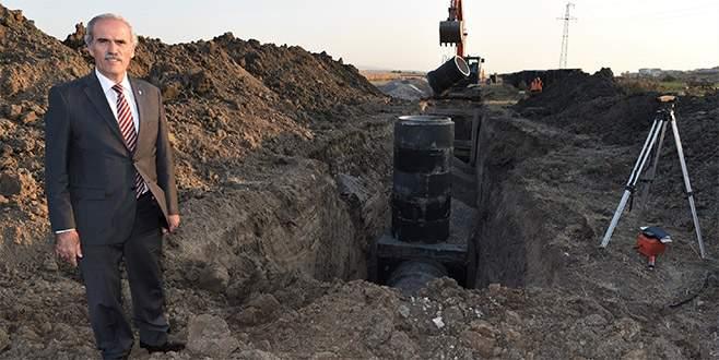 Karacabey altyapısına 250 milyonluk yatırım