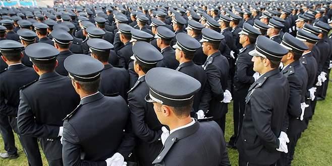 13 bin polis alımı için şartlar belli oldu