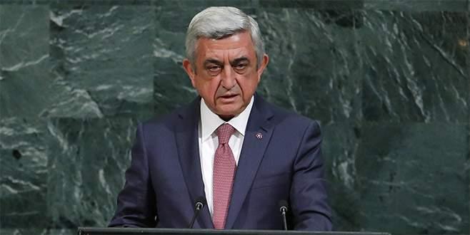 Ermenistan'dan sert çıkış