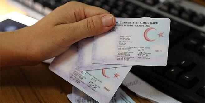 Yeni kimlik kartı alacaklar bu habere dikkat! Süre kısaldı