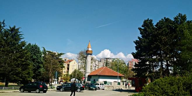 Balkanlar'da o şehrin tek camisi