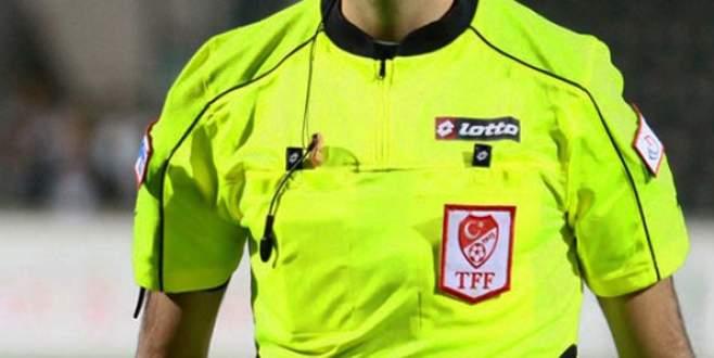 Bursaspor-Galatasaray maçının hakemi belli oldu