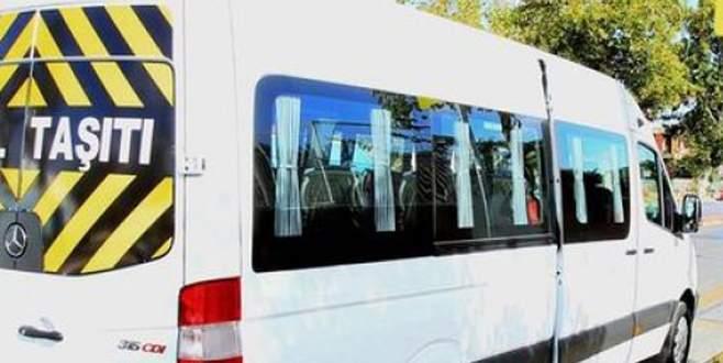 Polisten öğrencilere uyarı: 'Serviste şaka olmaz'