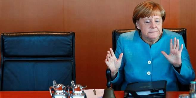 Merkel'in tehditleri işe yaramadı