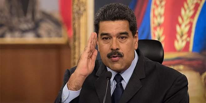 Maduro'dan Trump'a Hitler benzetmesi