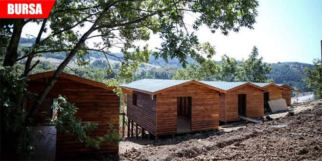 'İnsanlık Köyü'nde madde bağımlıları rehabilite edilecek