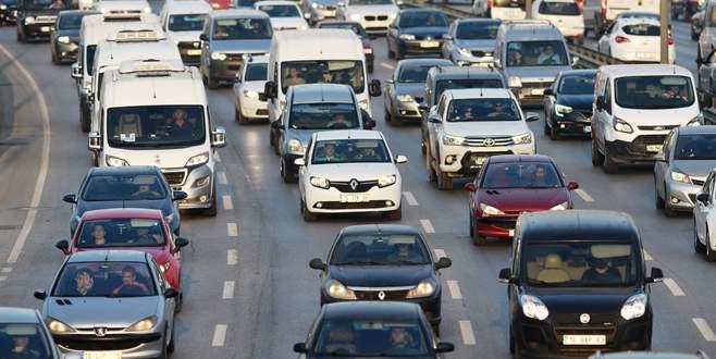 Trafikte acı tablo: 8 ayda 2 bin 353 can kaybı