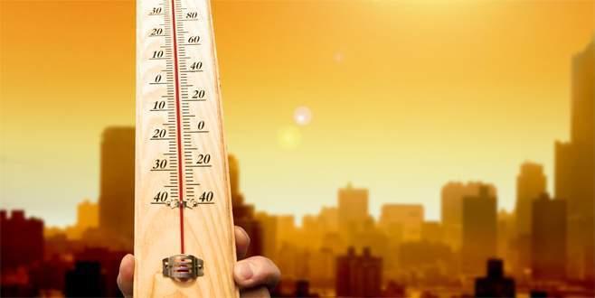 Bursalılar dikkat! Sıcak bunaltacak