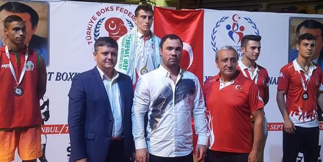 Bursaspor'un gururu
