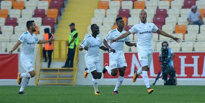 E. Y. Malatyaspor 2-4 Bursaspor (Maç Sonucu)