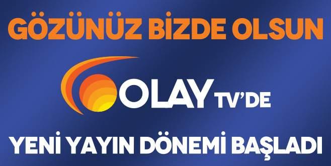 OLAY TV'de yeni yayın dönemi başlıyor