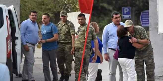 Kerem Kılıçdaroğlu birliğine teslim oldu