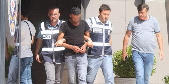 1 milyon liralık kalıp çalan hırsız fabrikanın şoförü çıktı