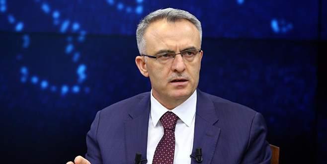 Maliye Bakanı bütçe ve işsizlik rakamlarını değerlendirdi