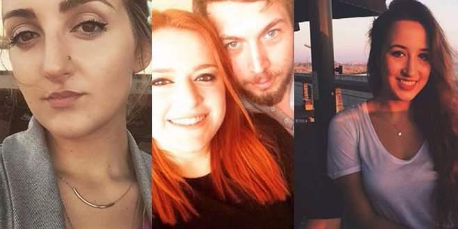 Kahreden kaza! 3 Türk genç kız öldü